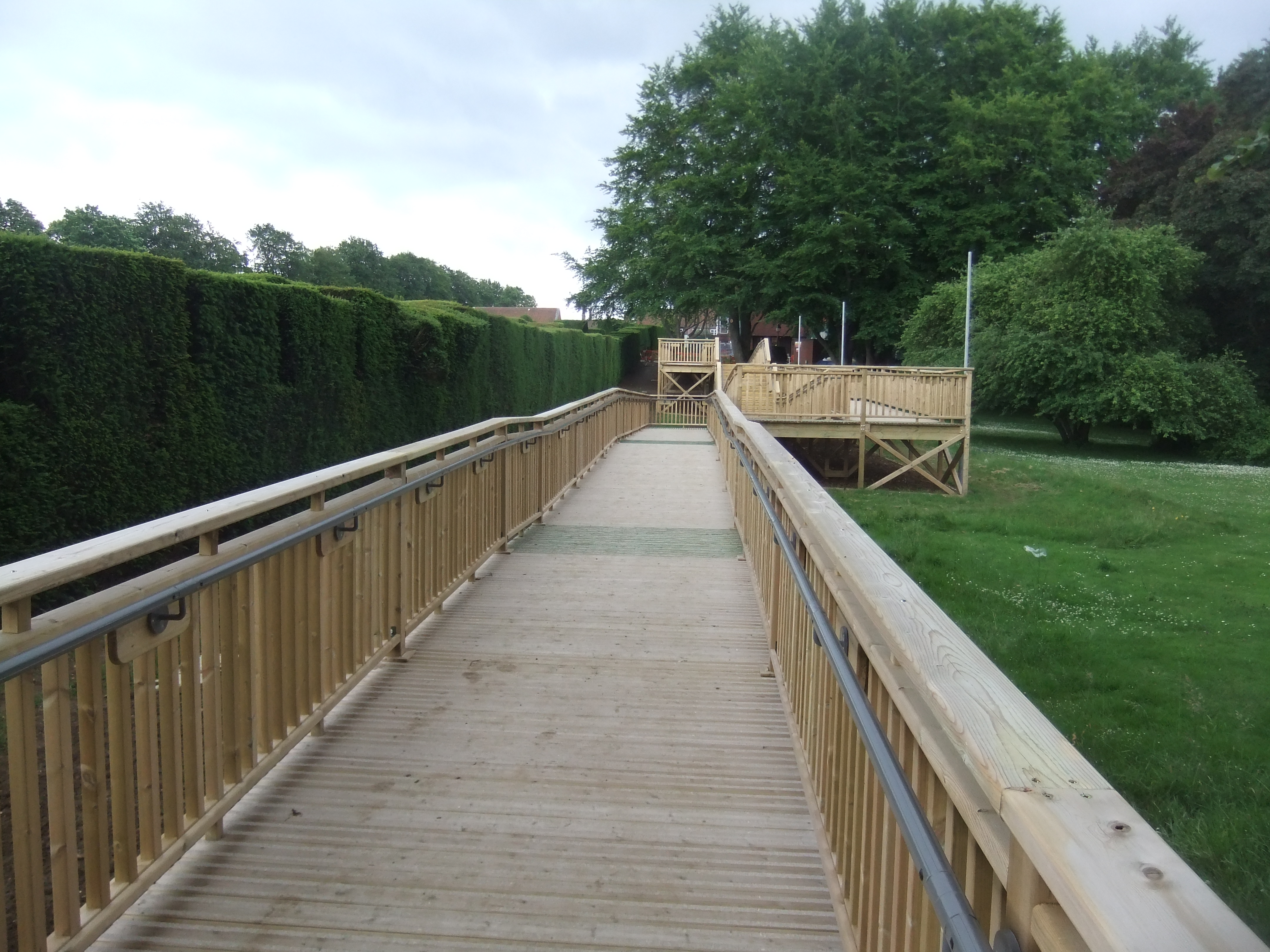 Aggredeck® steps and ramps decking