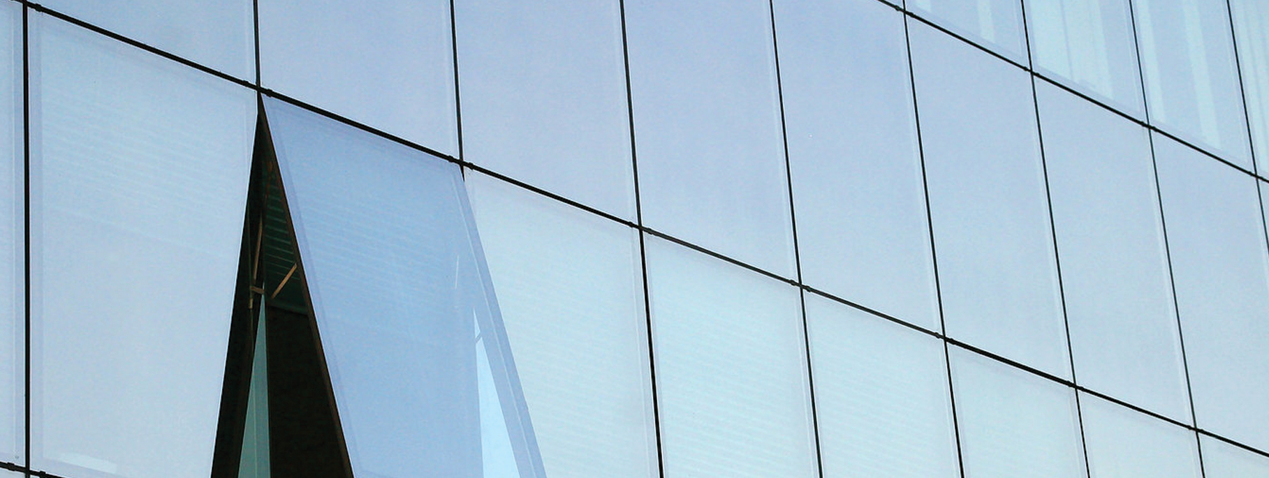 Aluminium window wall Comar